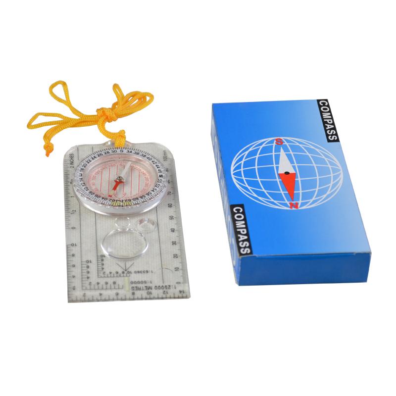 Kompas (buzola) super s měřítky 120 mm