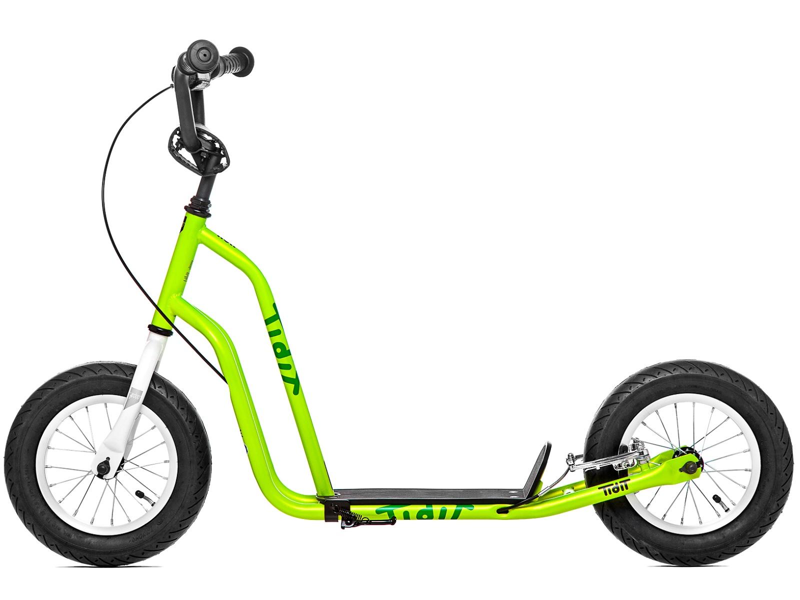 Koloběžka YEDOO Tidit 12 zelená