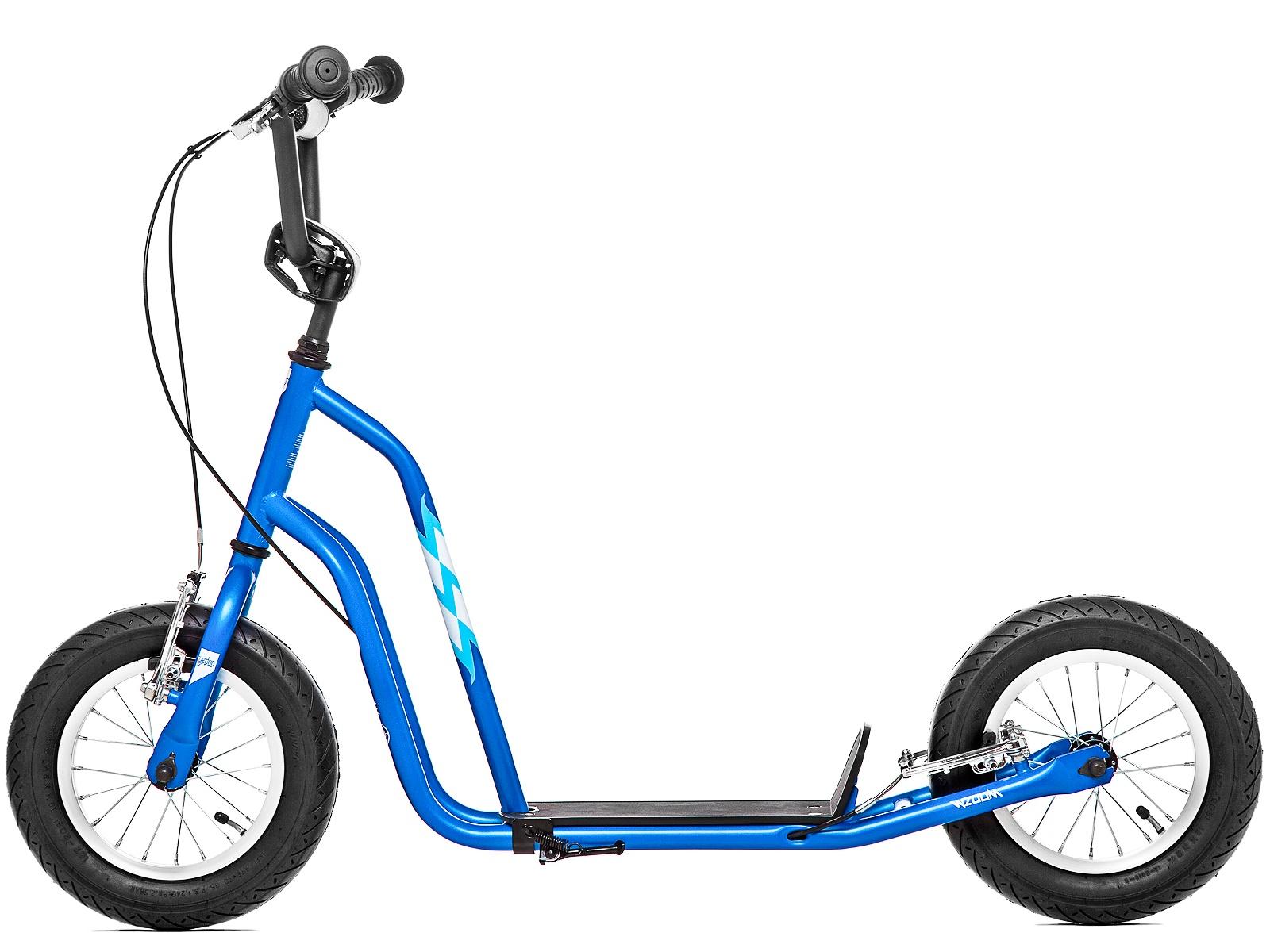Koloběžka YEDOO Wzoom 12 modrá