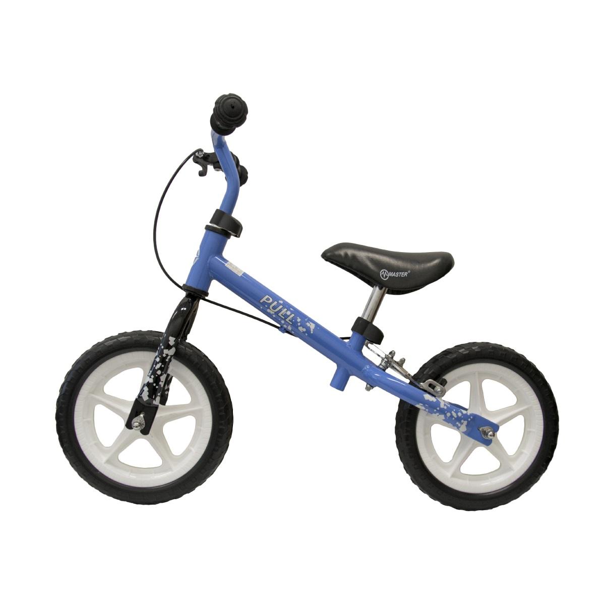 Dětské odrážedlo MASTER Pull - modré