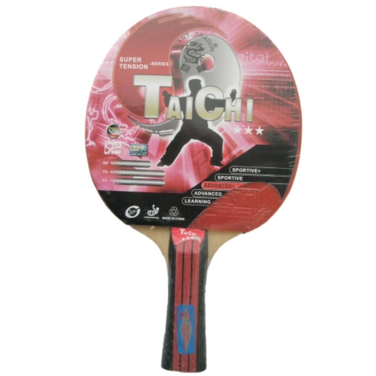 Pálka na stolní tenis ITTF Taichi 3*