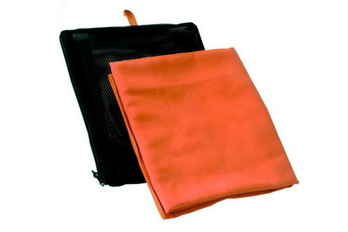 Multifunkční ručník JUREK S+R Suede XS - 40x35 cm