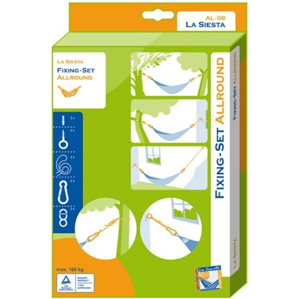 Uchycení houpací sítě La Siesta ALLROUND AL-08