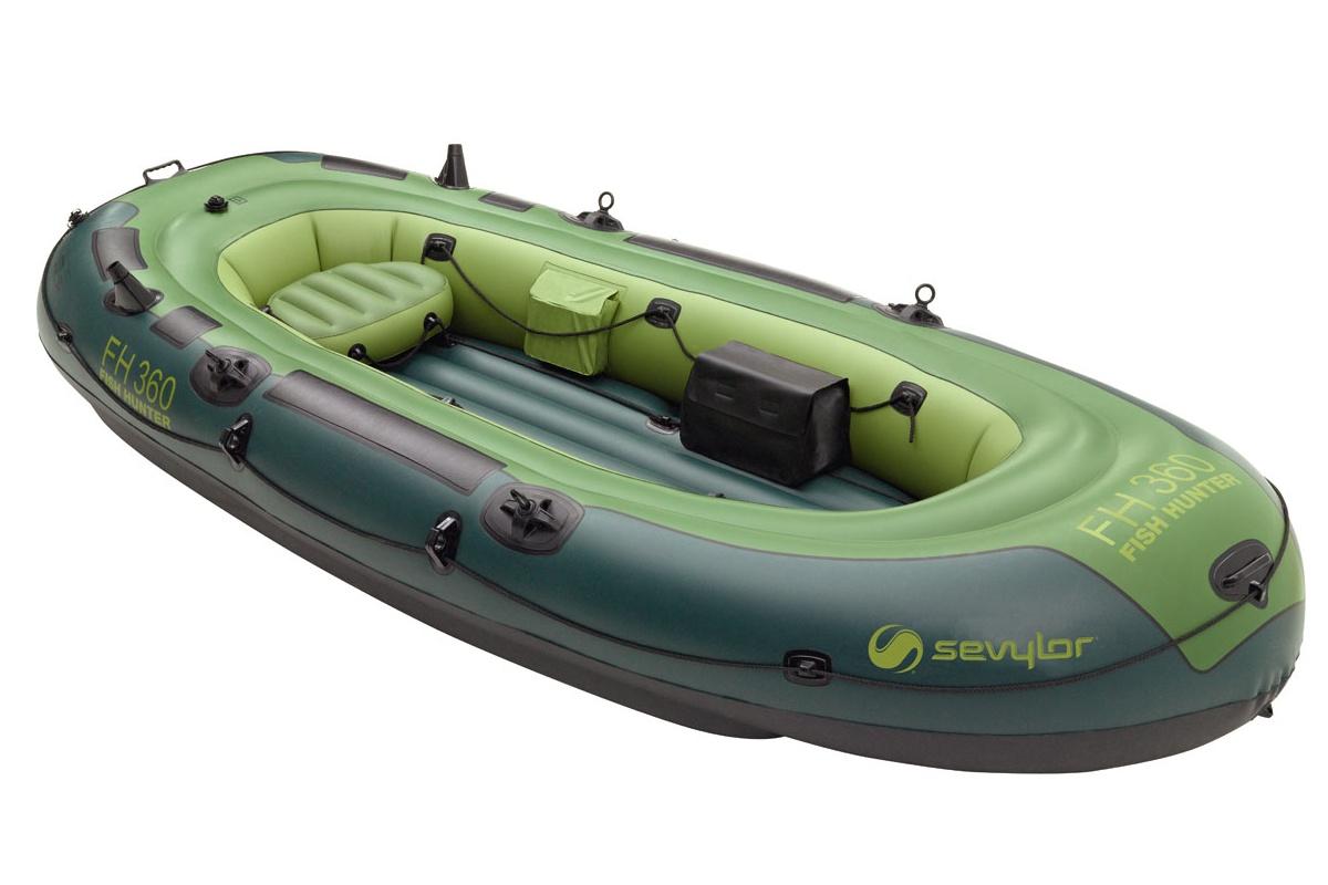 Nafukovací člun SEVYLOR Fish Hunter FH360