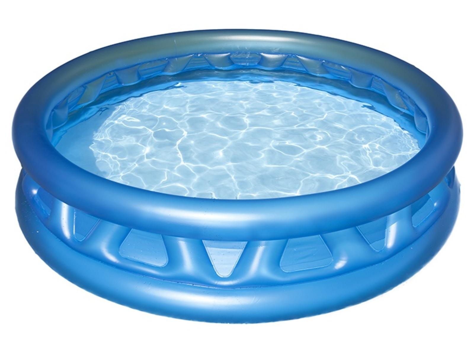 Nafukovací bazén INTEX Soft 188 x 46 cm