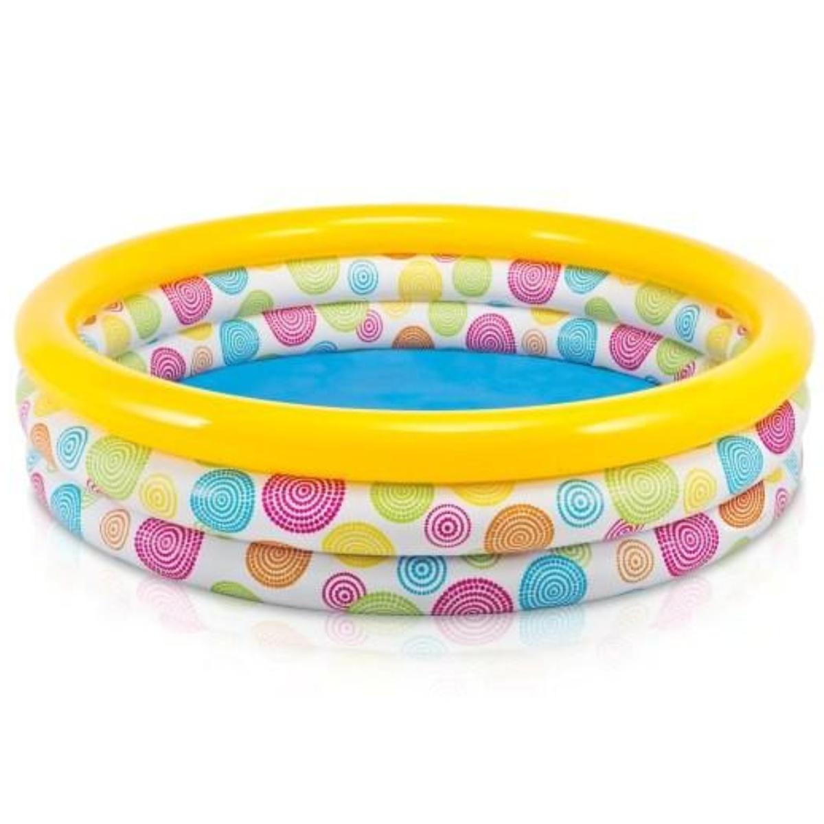 Nafukovací bazén Color Wave 147 x 33 cm