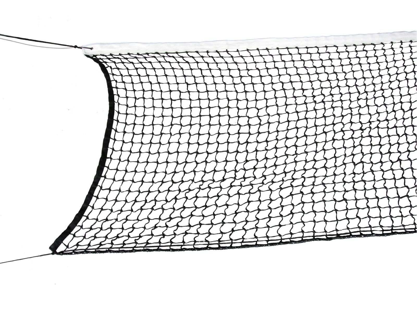 Tenisová síť 3 mm s lankem