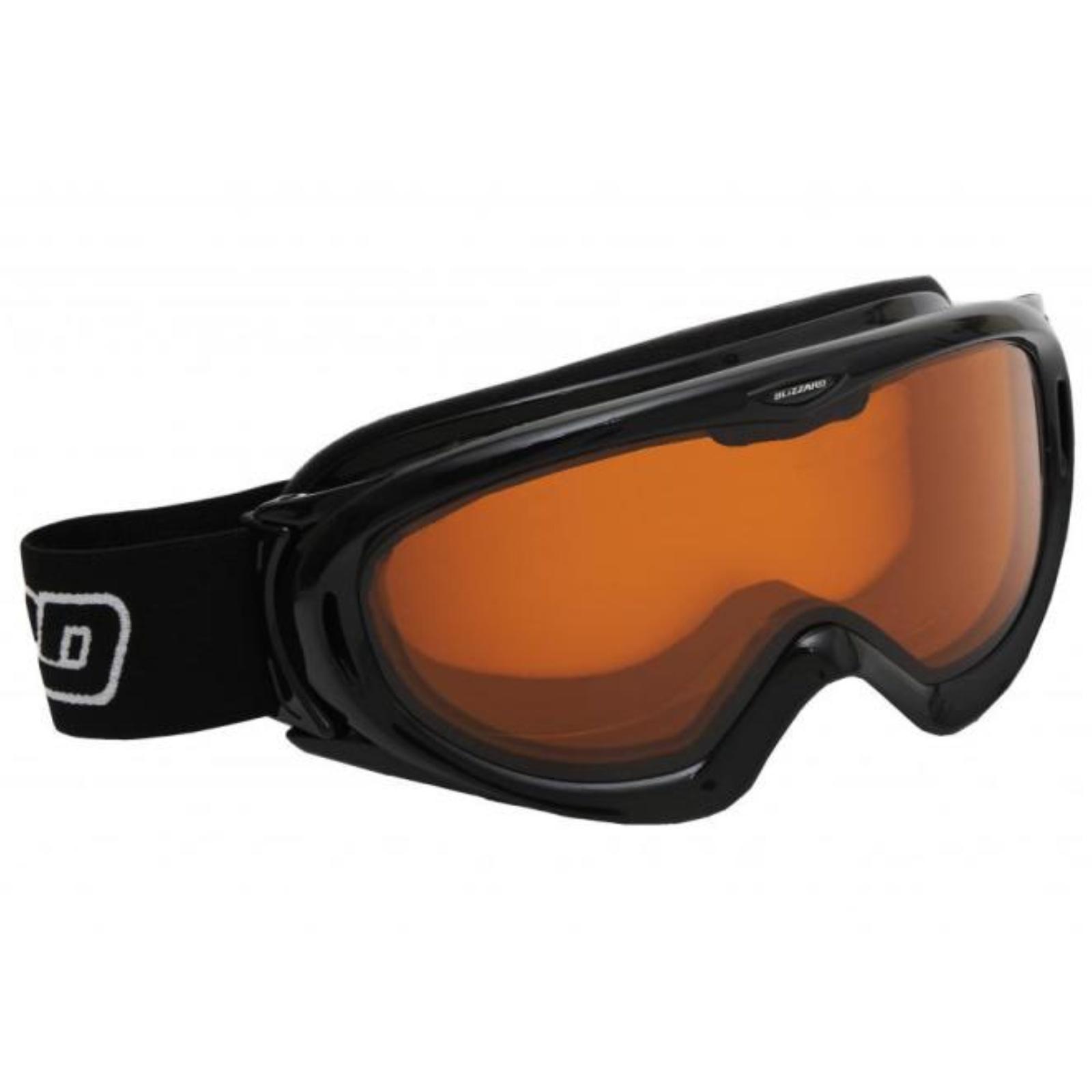 Lyžařské brýle BLIZZARD 905 DAVO - černé
