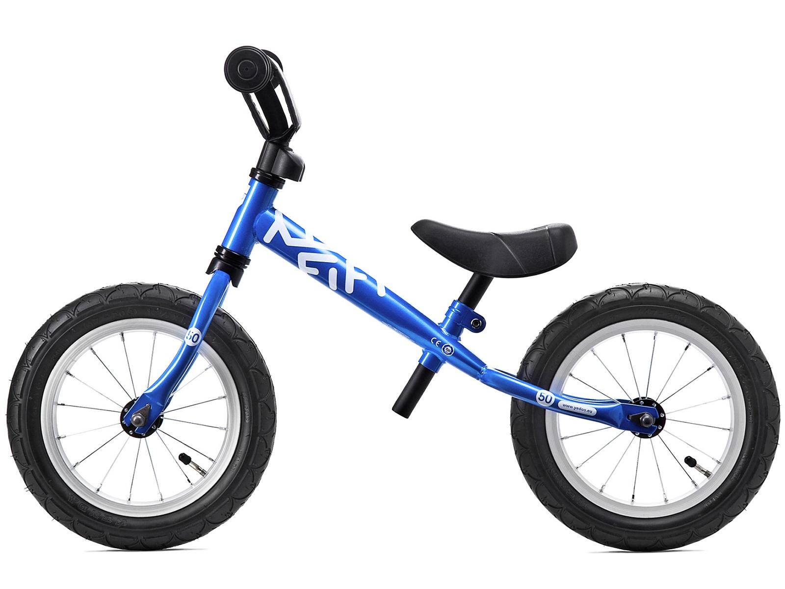 Dětské odrážedlo YEDOO Fifty 50 A-bez brzd modré