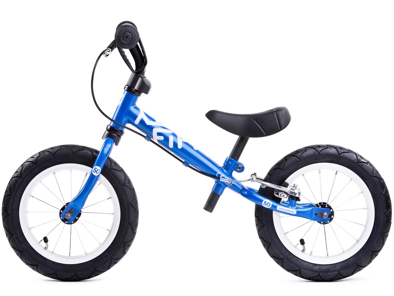 Dětské odrážedlo YEDOO Fifty 50 B modré