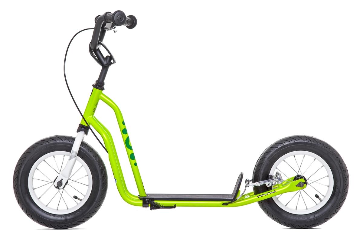 Koloběžka YEDOO Mau 12 zelená