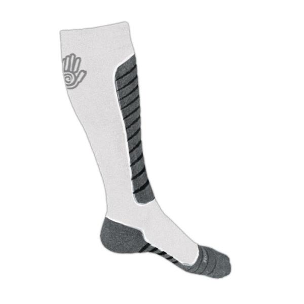 Ponožky SENSOR Snow Pro 9-11 bílo-šedé
