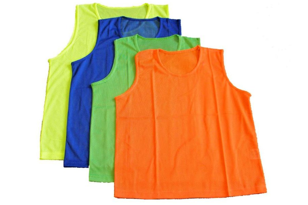 Rozlišovací dres - XL - modrý