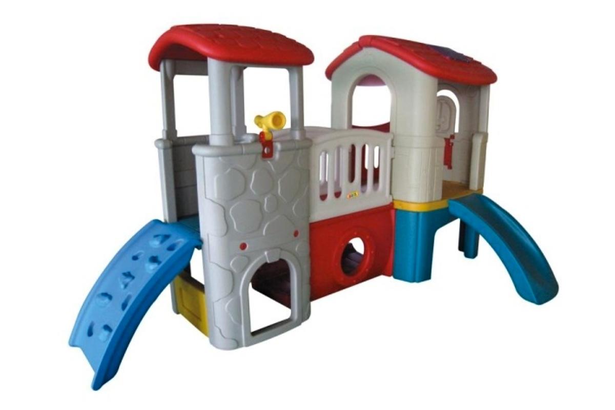 Dětské hřiště MASTER - H6 se skluzavkou