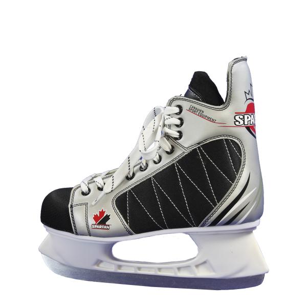Hokejové brusle SPARTAN Ice Pro - 45