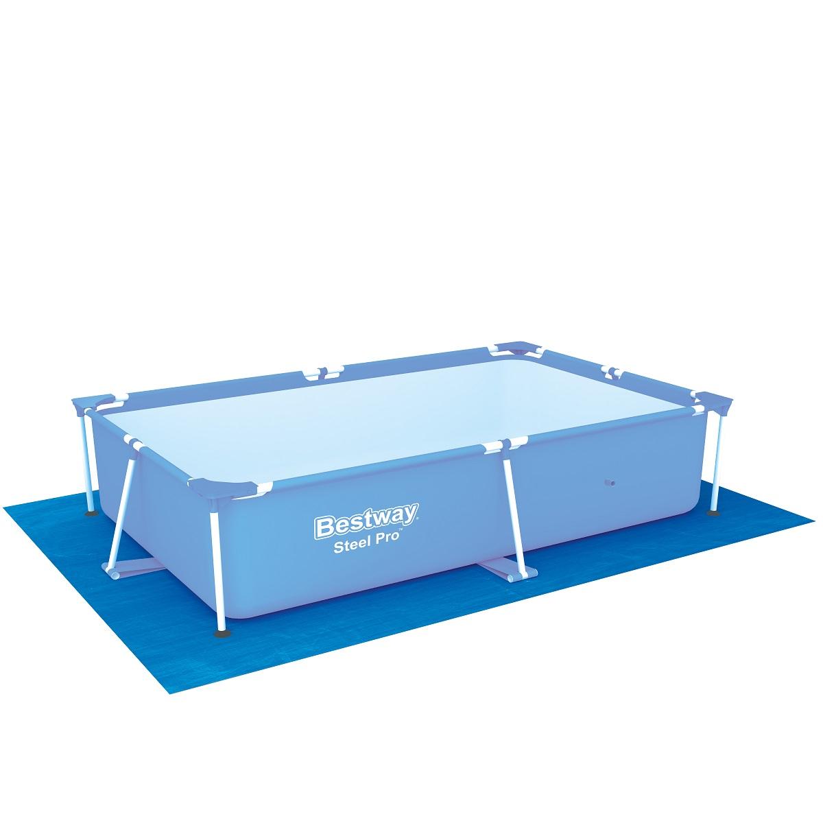 Plachta pod bazén - 221 x 150 cm
