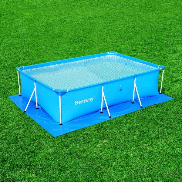 Plachta pod bazén 330 x 231 cm
