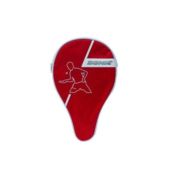 Obal na pálku DONIC Classic - červený
