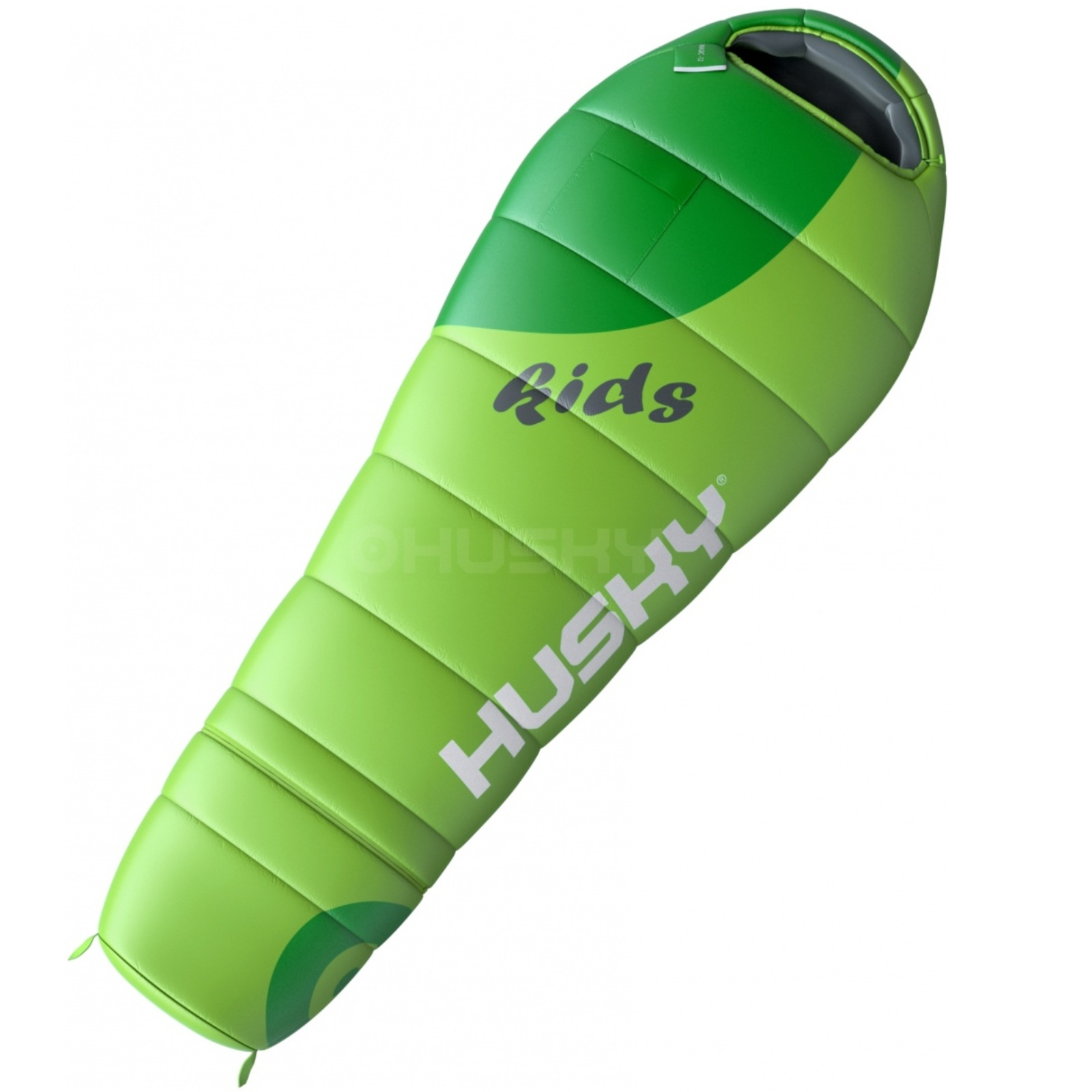 Spací pytel HUSKY Kids Magic -12 zelený