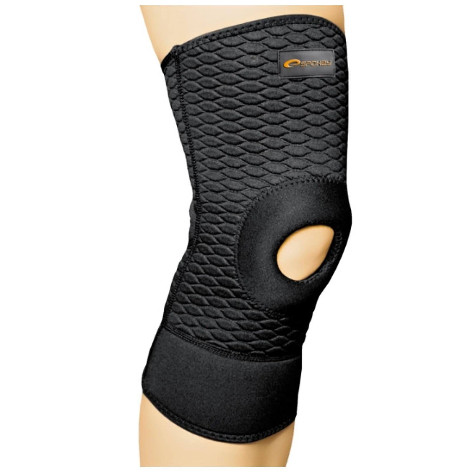 Bandáž kolena neoprénová SPOKEY Hock - XL