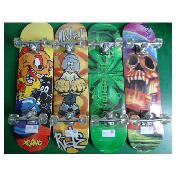 Skateboard MASTER Extreme Board - design 4