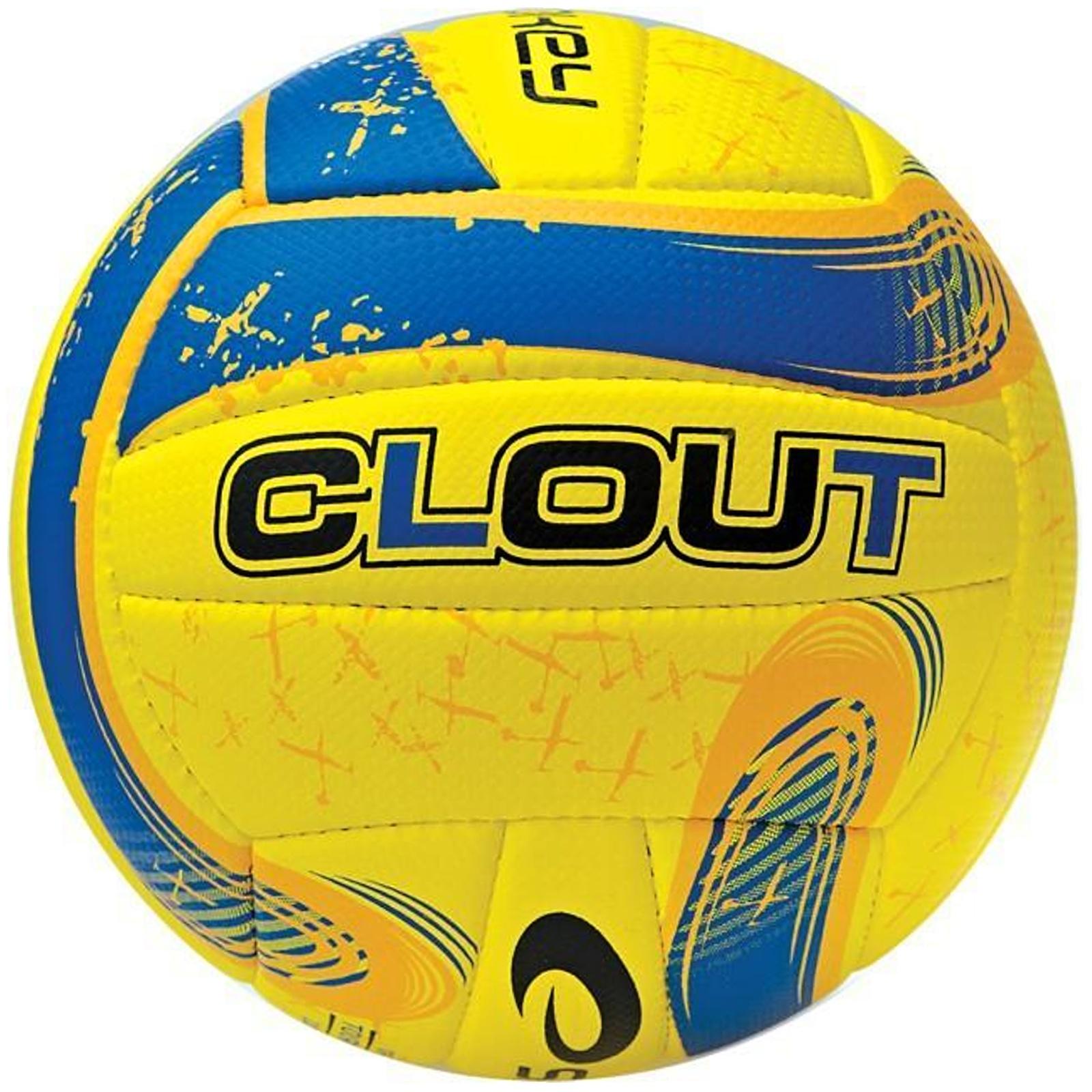 Volejbalový míč SPOKEY Clout II žlutý