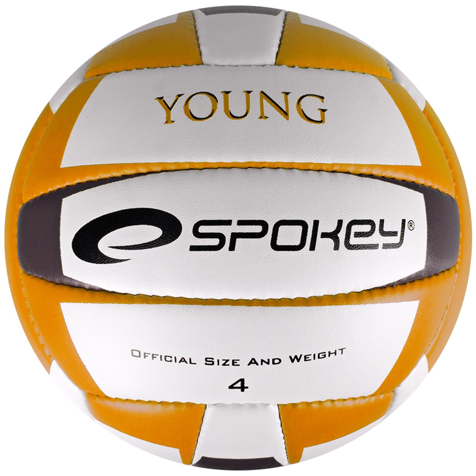 Volejbalový míč SPOKEY Young II žlutý