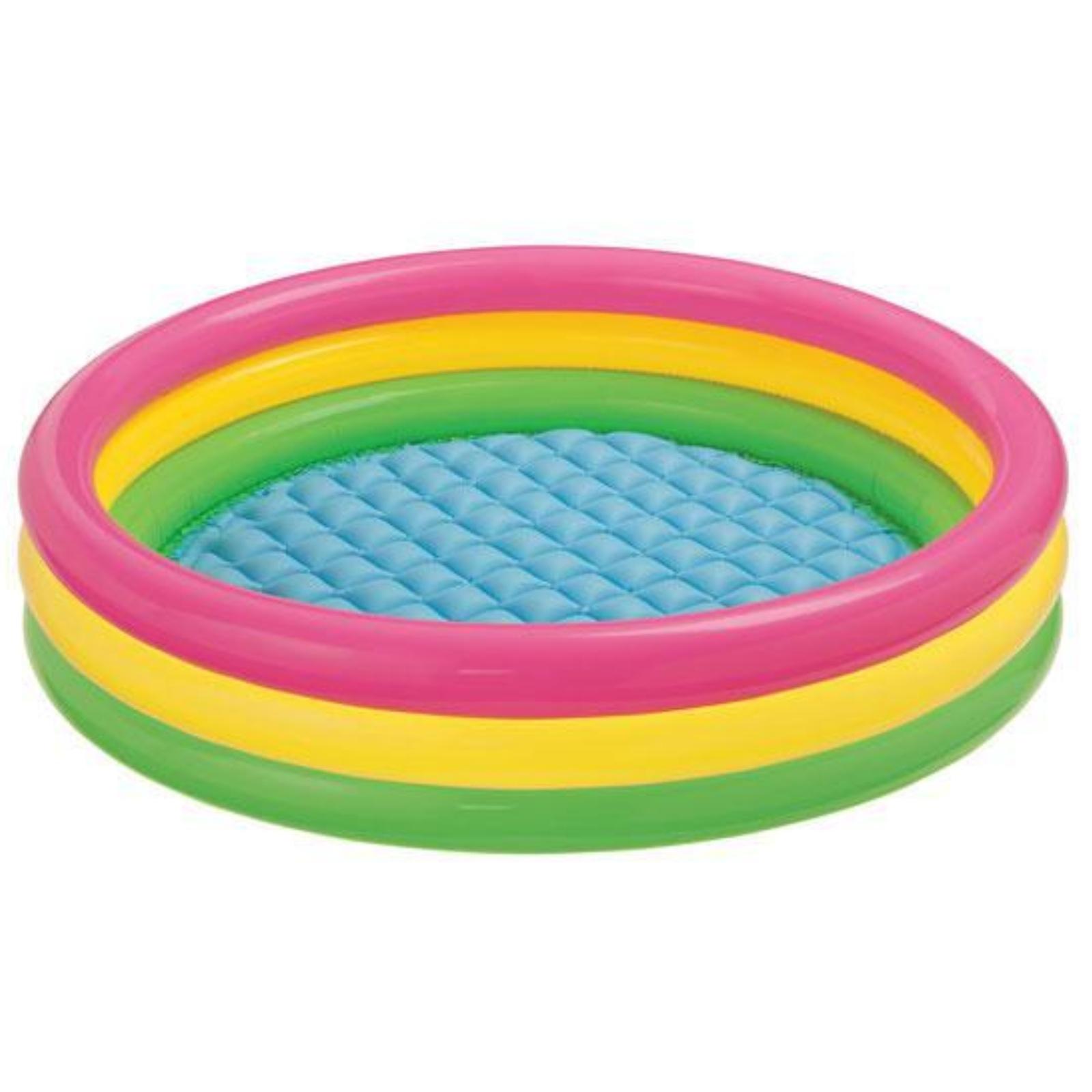 Nafukovací bazén Soft 147 x 33 cm