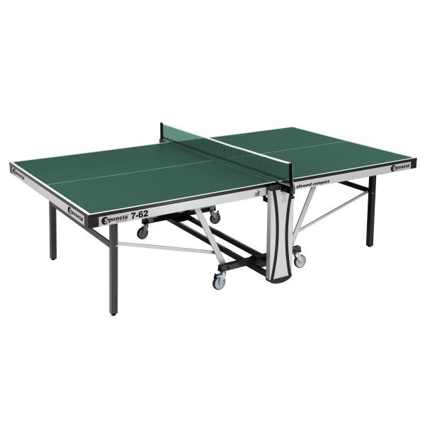 Stůl na stolní tenis SPONETA S7-62i - zelený