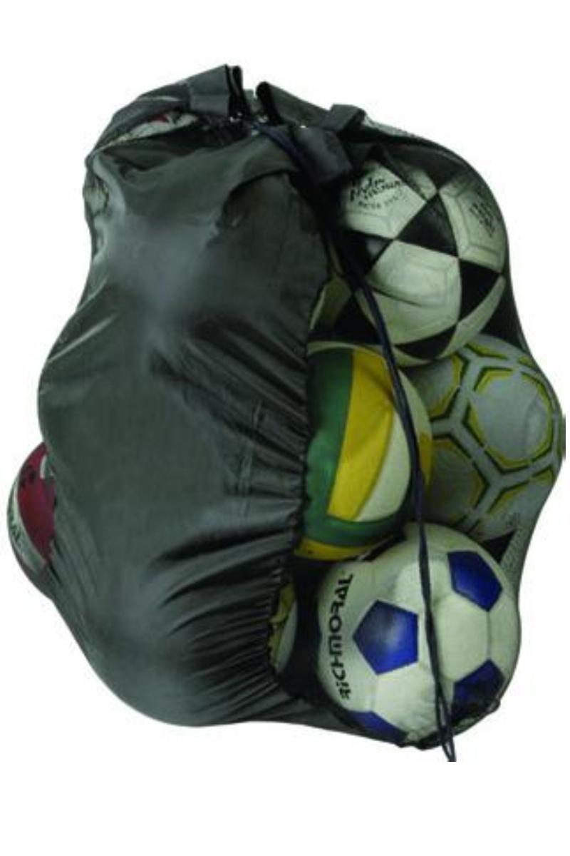 Síť na míče RICHMORAL 10ks nylon