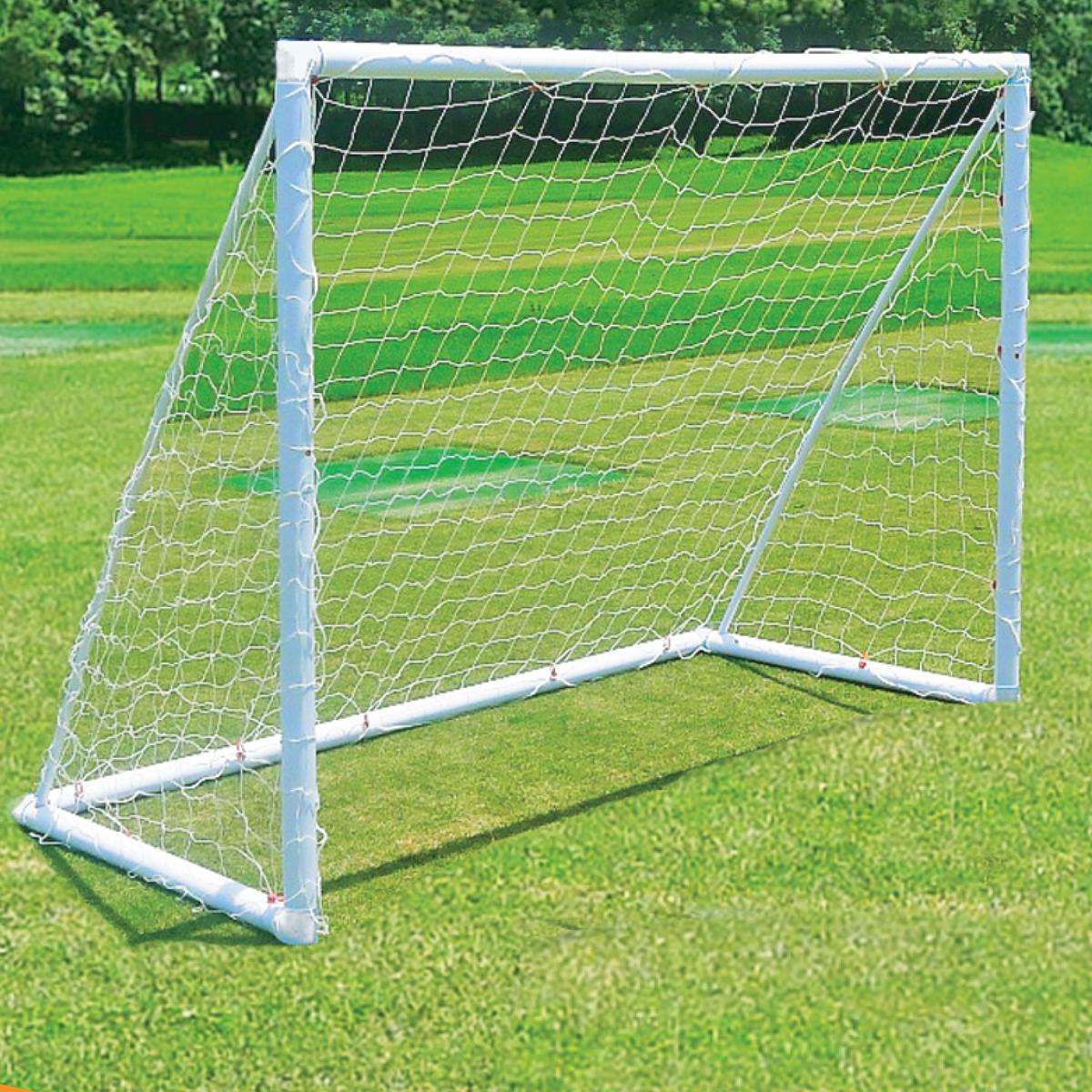 Fotbalová branka 244 x 122 x 106 cm