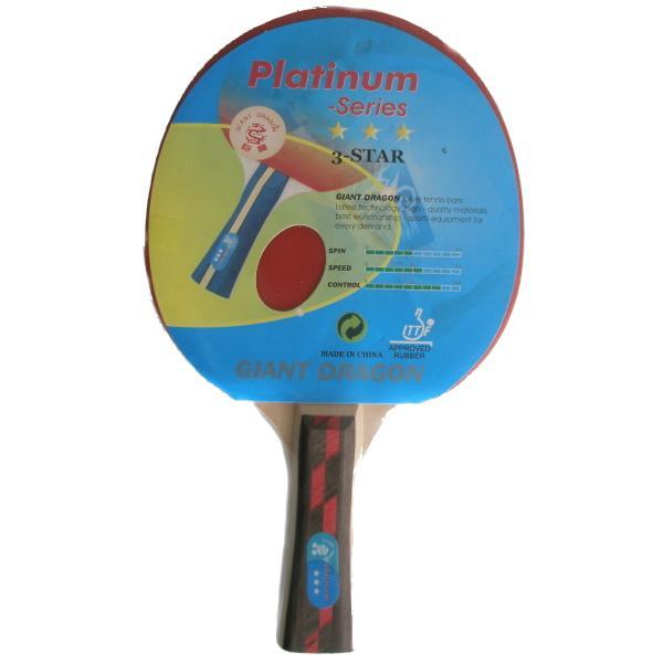 Pálka na stolní tenis ITTF 3*