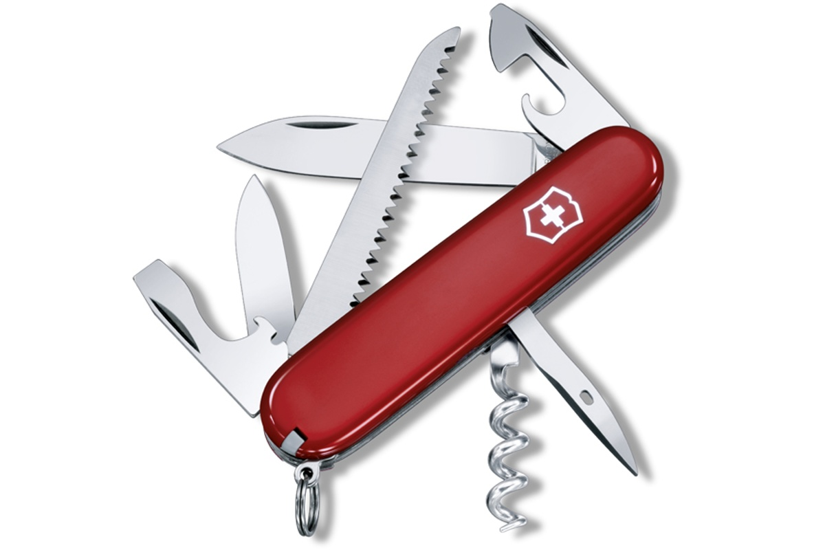 Kapesní nůž VICTORINOX Camper