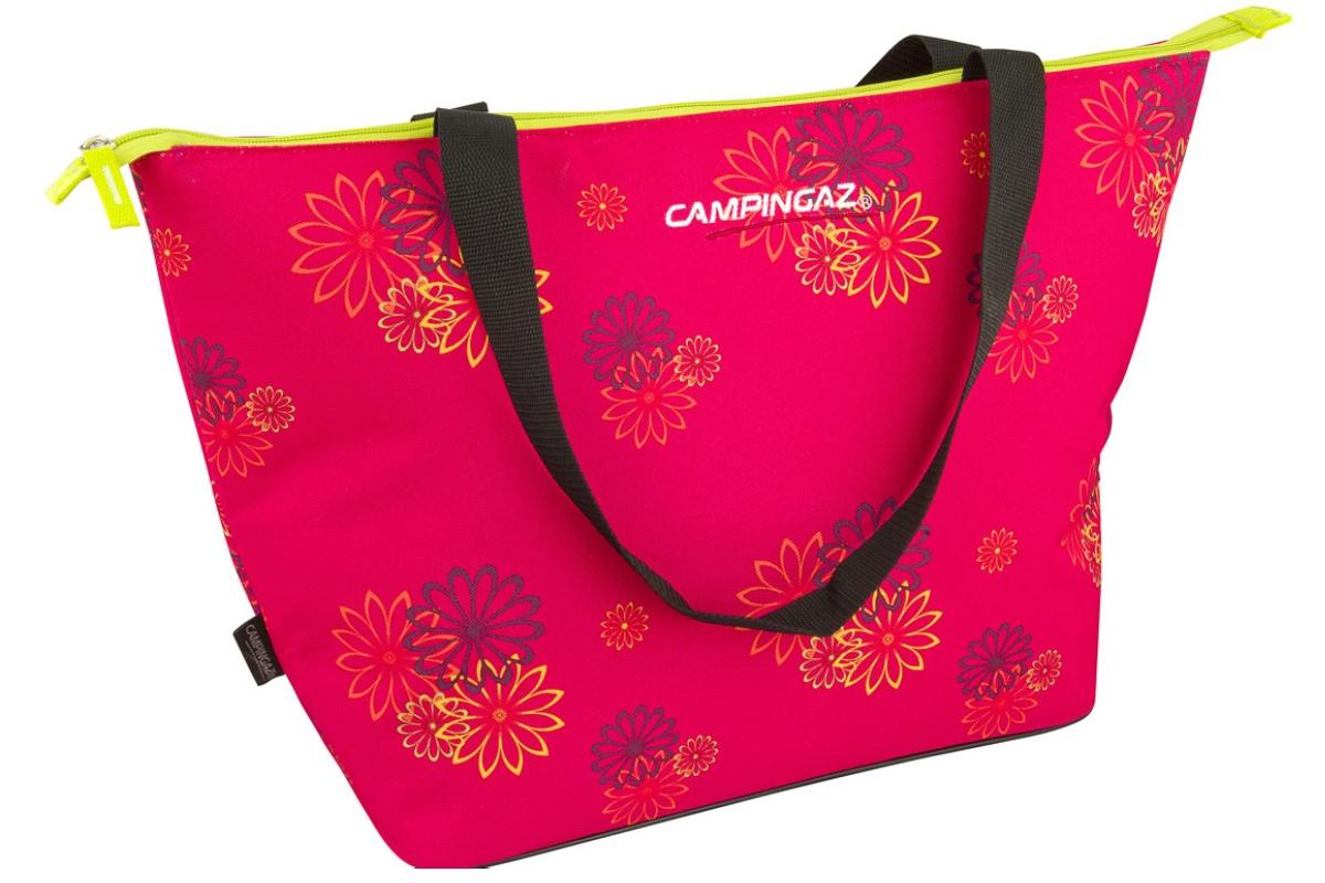 Chladící taška CAMPINGAZ Shopping Cooler 15l růžová