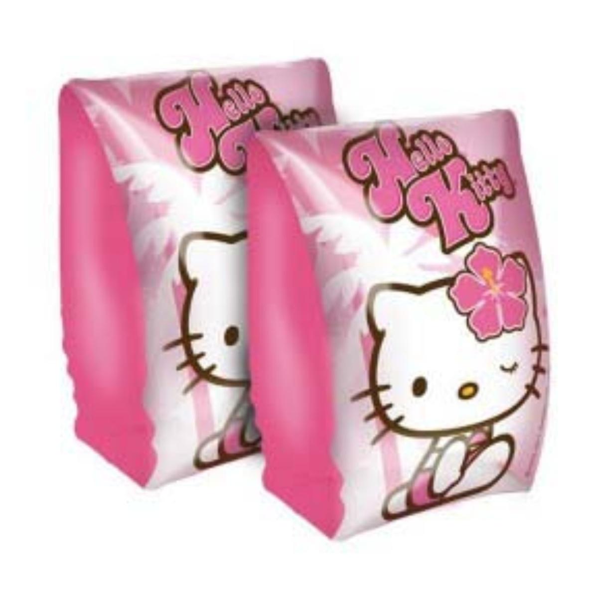 Nafukovací rukávky MONDO - Hello Kitty 25x15 cm