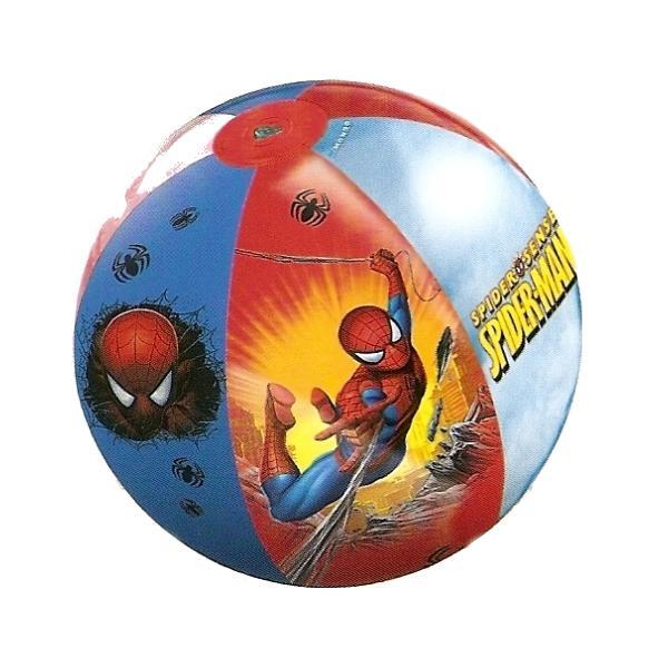 Nafukovací plážový míč SPIDERMANN 50 cm