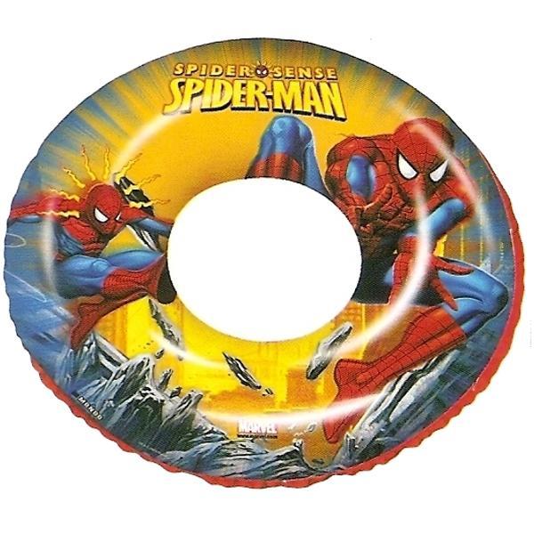 Nafukovací kruh s potiskem SPIDERMANN 50 cm