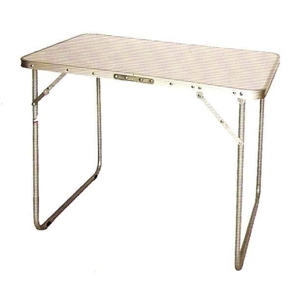 Kempingový stůl 80 x 60 cm