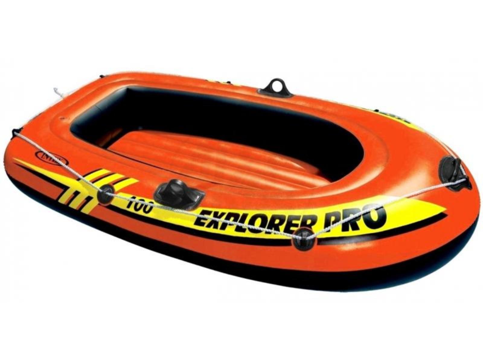 Nafukovací člun INTEX Explorer Pro 100
