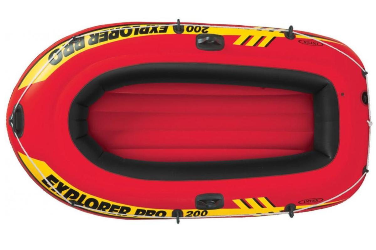 Nafukovací člun INTEX Explorer Pro 200