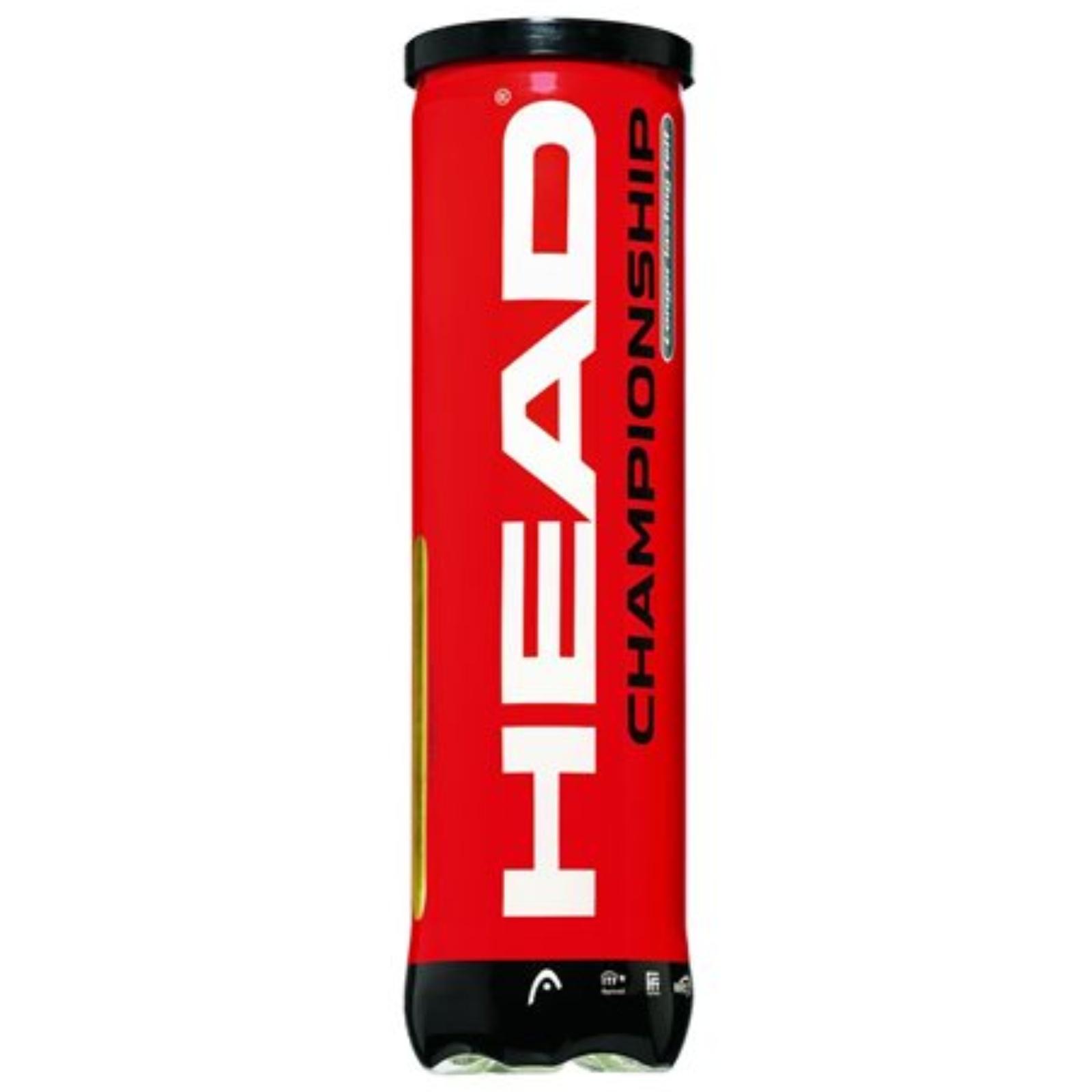 Tenisové míčky HEAD Championship 4 ks