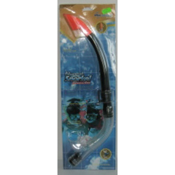 Šnorchl WAVE Dry Top s ventilkem oblouk - 2