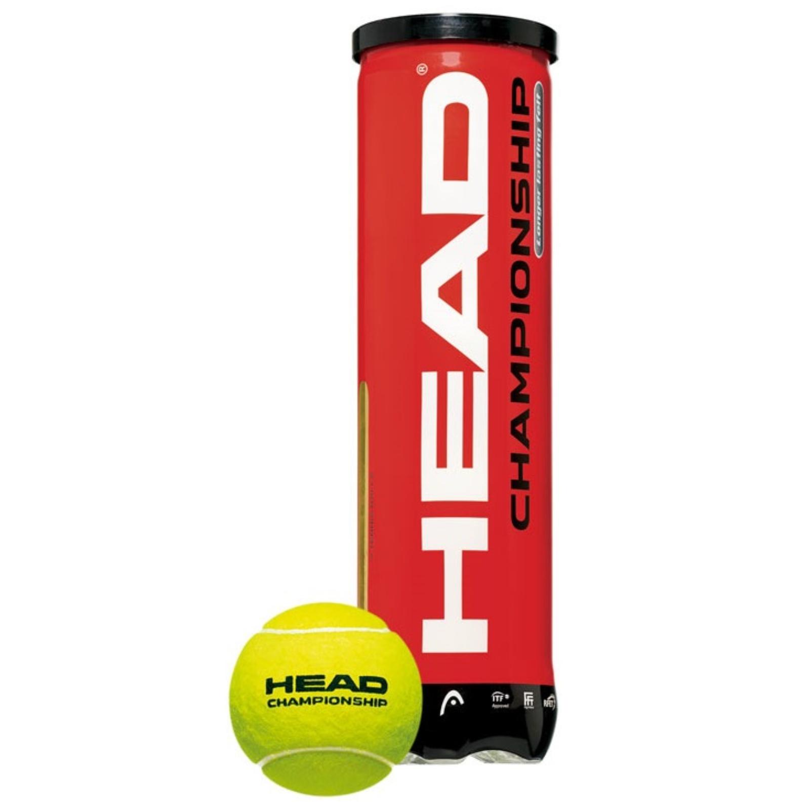 Tenisové míčky HEAD Championship 3 ks