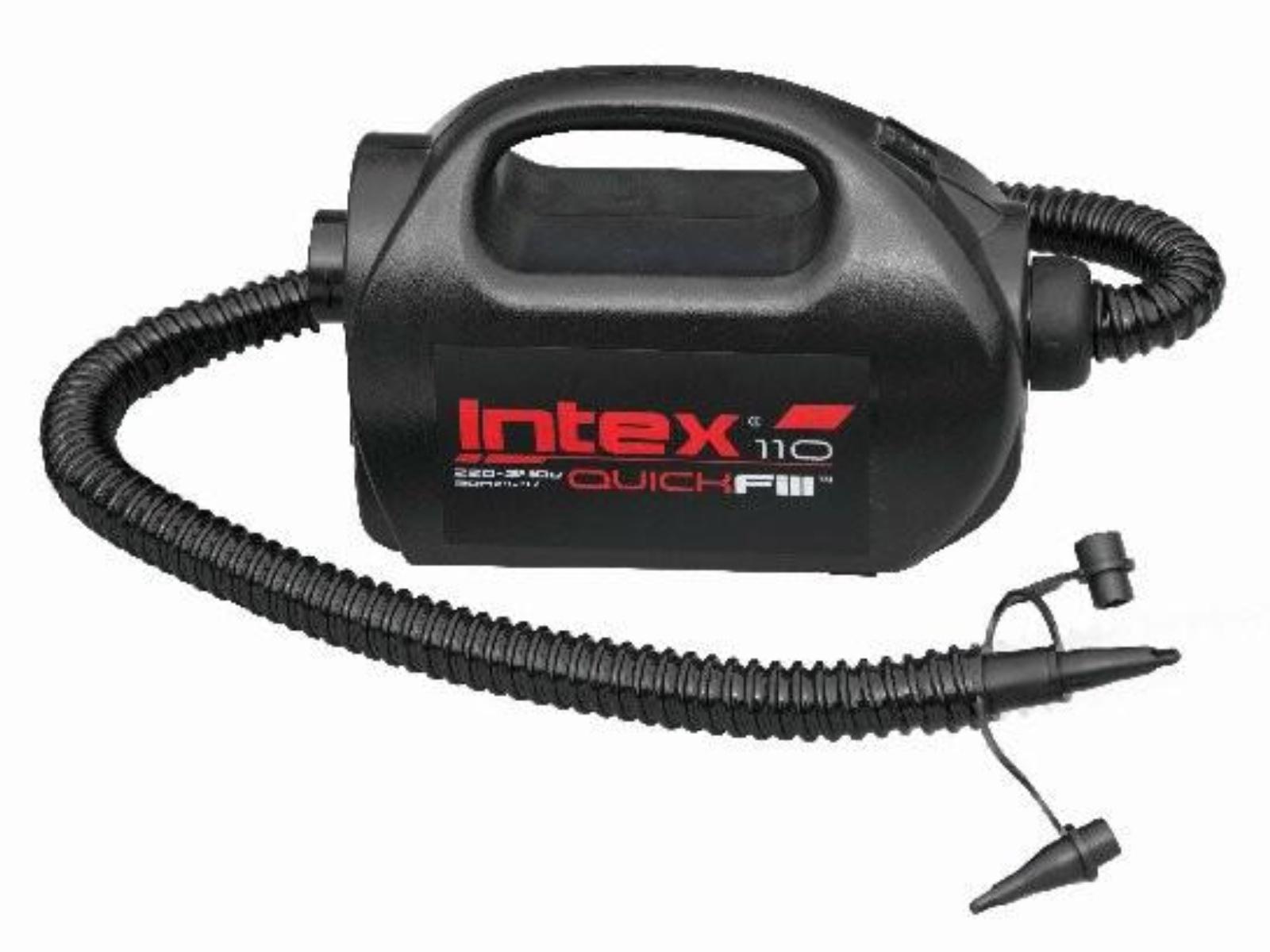 Elektrická pumpa INTEX 230V / 12V