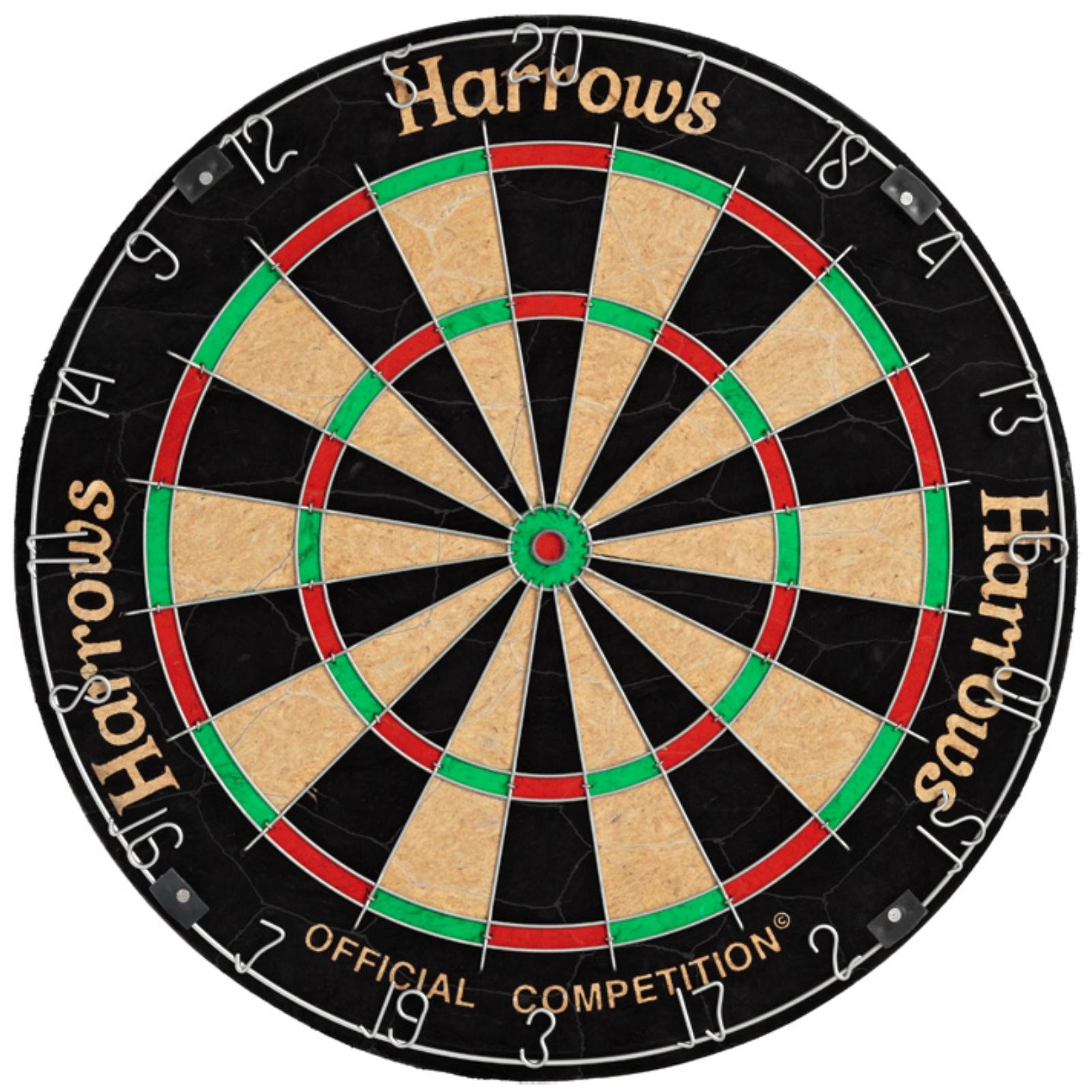 Sisálový terč HARROWS Official Competition Board