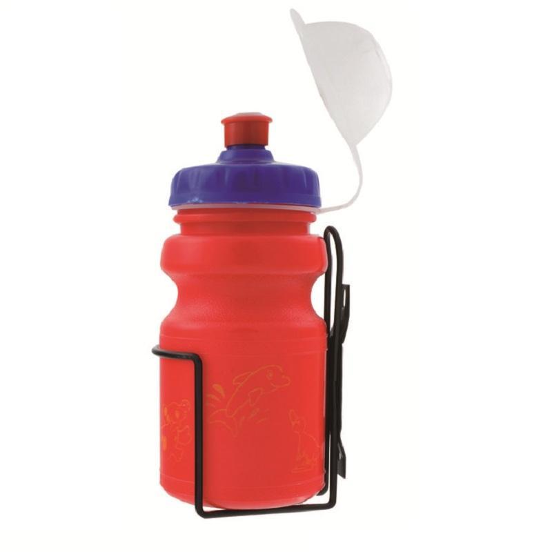 Cyklo láhev dětská 350 ml s držákem