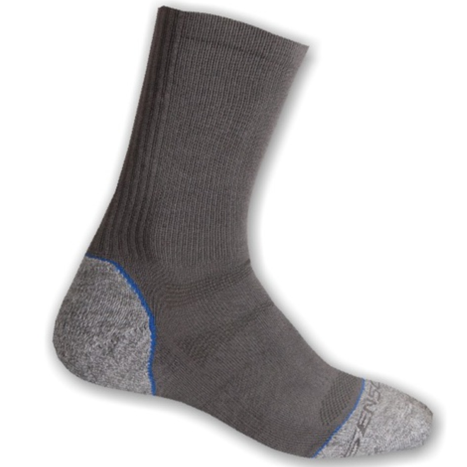 Ponožky SENSOR Hiking Bambus 9-11 šedo-modré