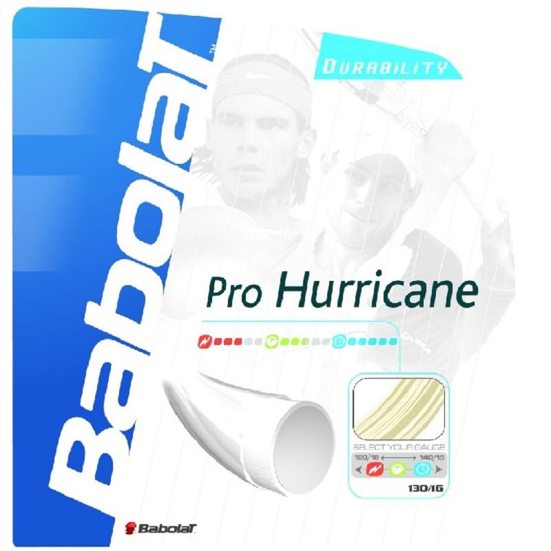 Tenisový výplet BABOLAT Pro Hurricane 12m 1,30