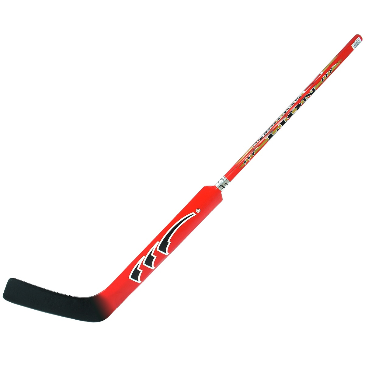 Hokejová hůl brankářská LION 7712 - 100 cm - rovná
