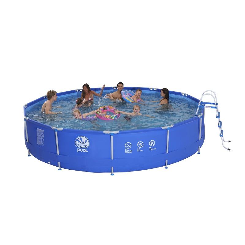 Bazén Steel Frame Pool 450 x 90 cm set s kartušovou filtrací
